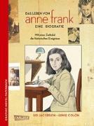 Cover-Bild zu Graphic Novel Paperback: Anne Frank von Colon, Ernie