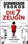 Cover-Bild zu Die siebte Zeugin von Schwiecker, Florian