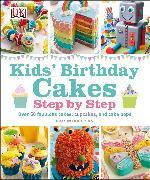 Cover-Bild zu Kids' Birthday Cakes von Sullivan, Karen