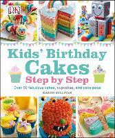 Cover-Bild zu Kids' Birthday Cakes (eBook) von Sullivan, Karen