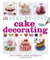 Cover-Bild zu Step-by-Step Cake Decorating (eBook) von Sullivan, Karen