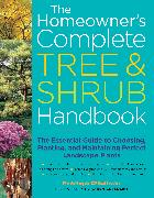 Cover-Bild zu The Homeowner's Complete Tree & Shrub Handbook von O'Sullivan, Penelope