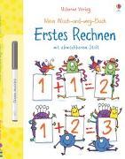 Cover-Bild zu Mein Wisch-und-weg-Buch: Erstes Rechnen von Greenwell, Jessica