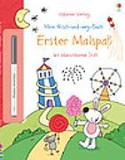 Cover-Bild zu Mein Wisch-und-weg-Buch: Erster Malspaß von Greenwell, Jessica