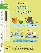 Cover-Bild zu Mein Wisch-und-weg-Lernspaß: Wörter und Sätze (2. Klasse) von Greenwell, Jessica