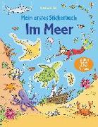 Cover-Bild zu Mein erstes Stickerbuch: Im Meer von Greenwell, Jessica