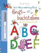 Cover-Bild zu Mein Wisch-und-weg-Buch: Großbuchstaben von Greenwell, Jessica