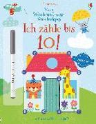 Cover-Bild zu Mein Wisch-und-weg-Vorschulspaß: Ich zähle bis 10! von Greenwell, Jessica