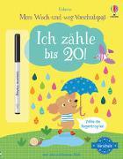 Cover-Bild zu Mein Wisch-und-weg-Vorschulspaß: Ich zähle bis 20! von Greenwell, Jessica