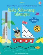 Cover-Bild zu Mein Wisch-und-weg-Vorschulspaß: Erste Schwungübungen von Greenwell, Jessica