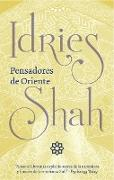 Cover-Bild zu Pensadores de Oriente (eBook) von Shah, Idries