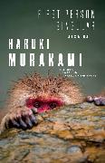 Cover-Bild zu First Person Singular von Murakami, Haruki