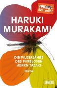 Cover-Bild zu Die Pilgerjahre des farblosen Herrn Tazaki von Murakami, Haruki