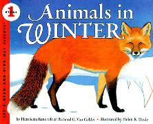 Cover-Bild zu Animals in Winter von Bancroft, Henrietta