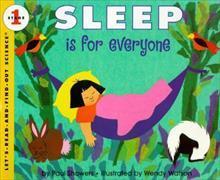 Cover-Bild zu Sleep Is for Everyone von Showers, Paul