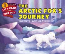 Cover-Bild zu The Arctic Fox's Journey von Pfeffer, Wendy