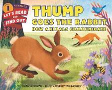Cover-Bild zu Thump Goes the Rabbit von Hodgkins, Fran