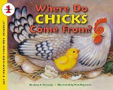 Cover-Bild zu Where Do Chicks Come From? von Sklansky, Amy E.