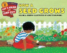 Cover-Bild zu How a Seed Grows von Jordan, Helene J.