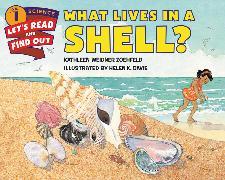 Cover-Bild zu What Lives in a Shell? von Zoehfeld, Kathleen Weidner