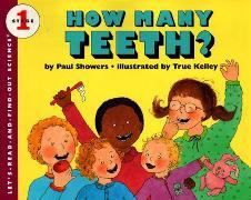 Cover-Bild zu How Many Teeth? von Showers, Paul