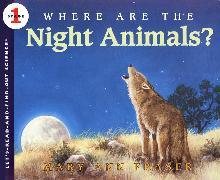 Cover-Bild zu Where Are the Night Animals? von Fraser, Mary Ann