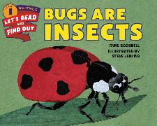 Cover-Bild zu Bugs Are Insects von Rockwell, Anne