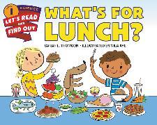 Cover-Bild zu What's for Lunch? von Thomson, Sarah L.