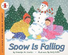 Cover-Bild zu Snow Is Falling von Branley, Franklyn M.