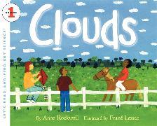 Cover-Bild zu Clouds von Rockwell, Anne