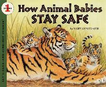 Cover-Bild zu How Animal Babies Stay Safe von Fraser, Mary Ann