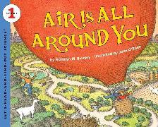 Cover-Bild zu Air Is All Around You von Branley, Franklyn M.