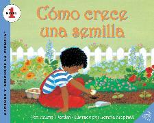 Cover-Bild zu Como crece una semilla von Jordan, Helene J.