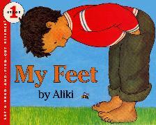 Cover-Bild zu My Feet von Aliki
