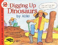 Cover-Bild zu Digging Up Dinosaurs von Aliki
