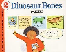 Cover-Bild zu Dinosaur Bones von Aliki