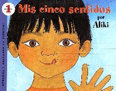 Cover-Bild zu Mís cinco sentidos von Aliki