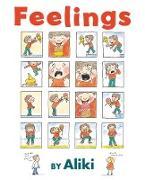Cover-Bild zu Feelings (eBook) von Aliki