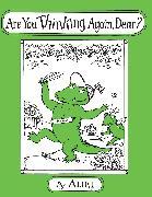 Cover-Bild zu Are You Thinking Again, Dear? (eBook) von Brandenberg, Aliki
