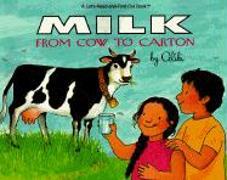 Cover-Bild zu Milk from Cow to Carton von Aliki