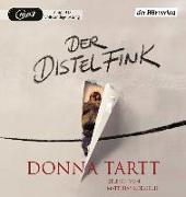 Cover-Bild zu Der Distelfink von Tartt, Donna