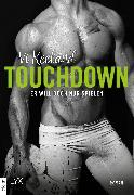 Cover-Bild zu Touchdown - Er will doch nur spielen (eBook) von Keeland, Vi