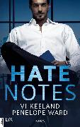 Cover-Bild zu Hate Notes (eBook) von Ward, Penelope