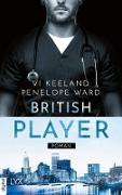 Cover-Bild zu British Player (eBook) von Keeland, Vi