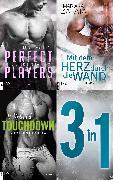 Cover-Bild zu Das Football-Bundle - 3 Romane in einem E-Book (eBook) von Zapata, Mariana