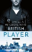 Cover-Bild zu British Player von Keeland, Vi