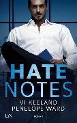 Cover-Bild zu Hate Notes von Keeland, Vi