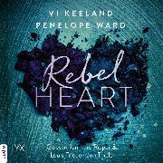 Cover-Bild zu Rebel Heart - Rush-Serie, Teil 2 (Audio Download) von Ward, Penelope