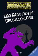 Cover-Bild zu Lenk, Fabian: 1000 Gefahren im Gruselschloss