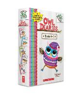 Cover-Bild zu Owl Diaries, Books 1-5: A Branches Box Set von Elliott, Rebecca